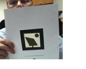 Augmented reality sheet