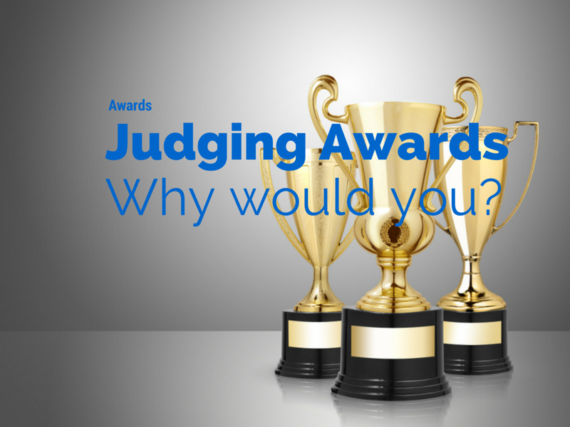 Judging Awards